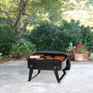 Backyard Grill 156-sq in Portable Charcoal Grill