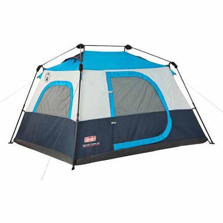 Coleman 4-Person Double Hub Instant Cabin Tent  sc 1 st  Ozarkt???? & Coleman 4-Person Double Hub Instant Cabin Tent - Ozarkt????