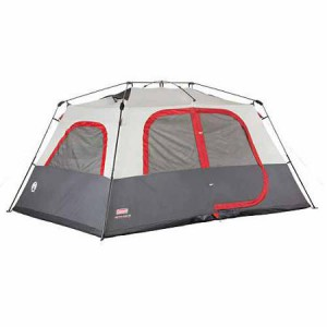 Coleman 8 Person Instant Tent Double Hub