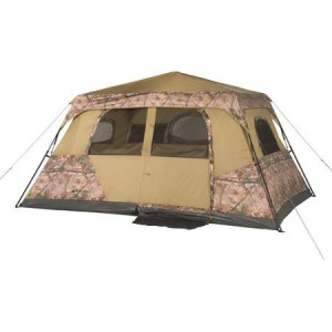 Ozark Trail Realtree Xtra 8 Person Instant Cabin Tent